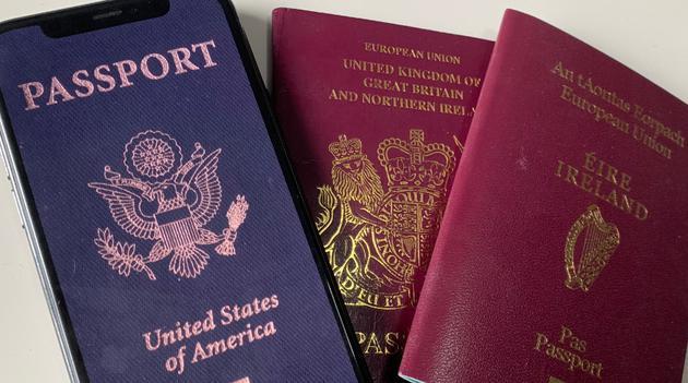 苹果新专利拟用 iPhone 取代实体护照